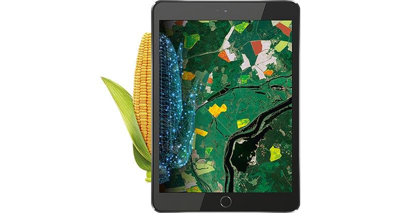 Verde Ipad Precision Farming