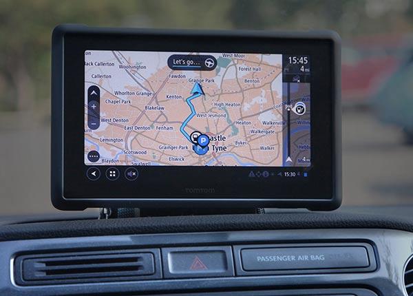 SAFEcommand Map Screen