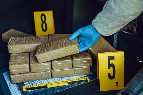Cocaine - Maritime surveillance Case Study