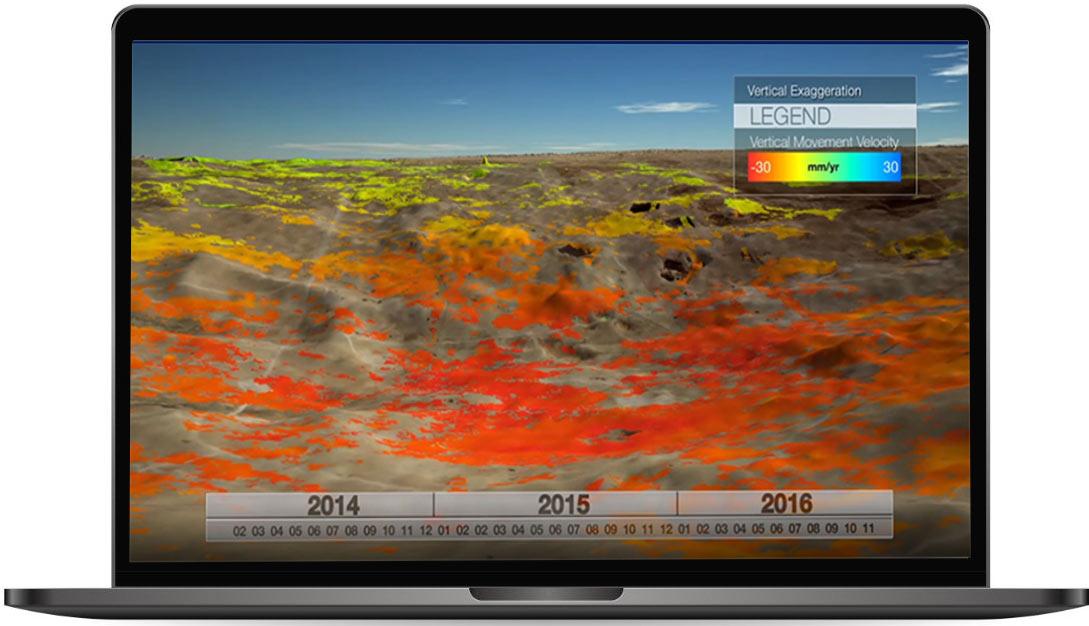 Surface Movement Monitoring