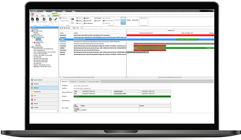 Fortion Workflow collection management
