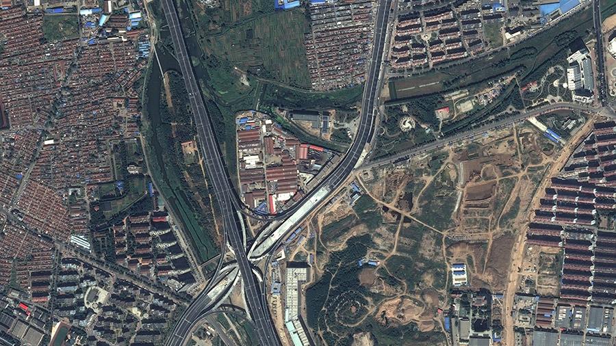 WorldDEM4Ortho image - Qingdao
