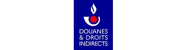Direction Générale des Douanes et Droits Indirect logo