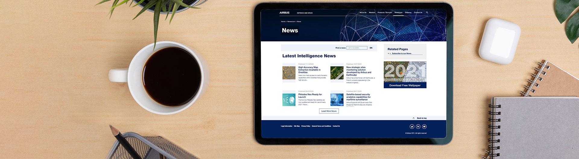 Airbus - Latest Intelligence News – ipad