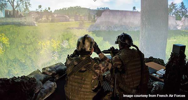 Fortion SIMFAC- Virtual Simulation Training