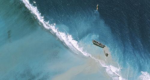 Pléiades Staellite Image - Mauritius