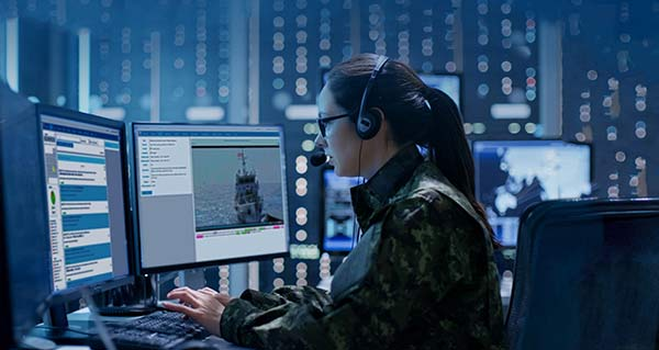 Defence C5ISR ISR solutions support strategic tactical missions