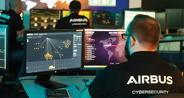 Defence C5ISR- Airbus-CyberSecurity Security Operations Center 24/7 365 days