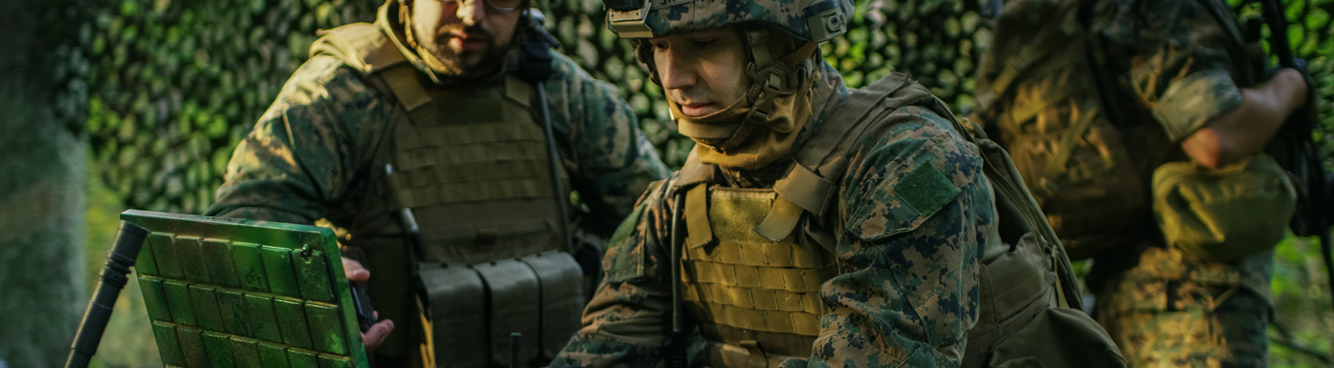 Airbus' Fortion® TacticalC2 software supports preparation and execution of army missions