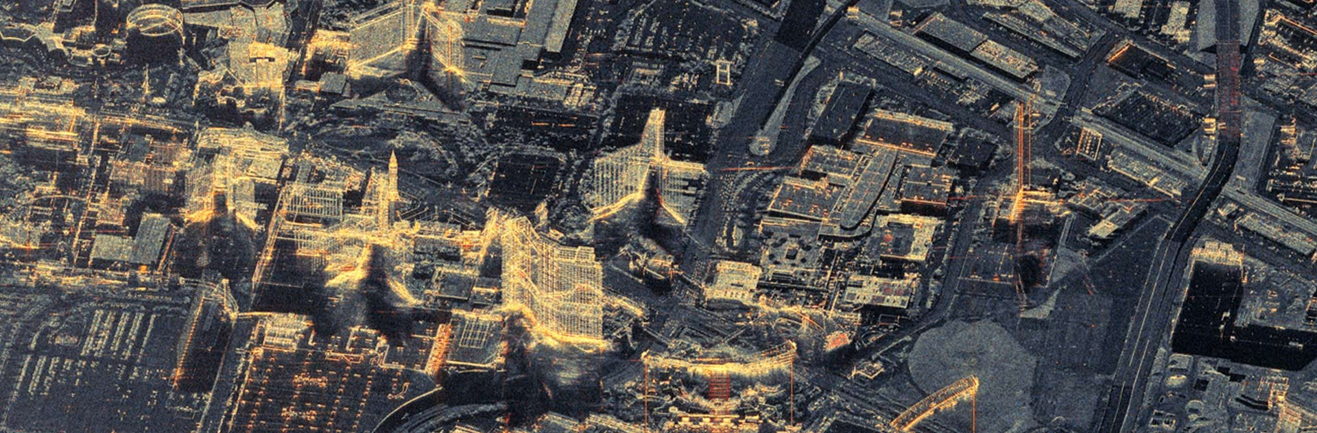 TerraSAR-X Satellite Image - Las Vegas USA