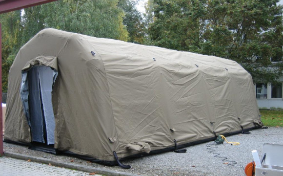 Air Deployable Rescue Centre (LLRZ), role 2, tent-based