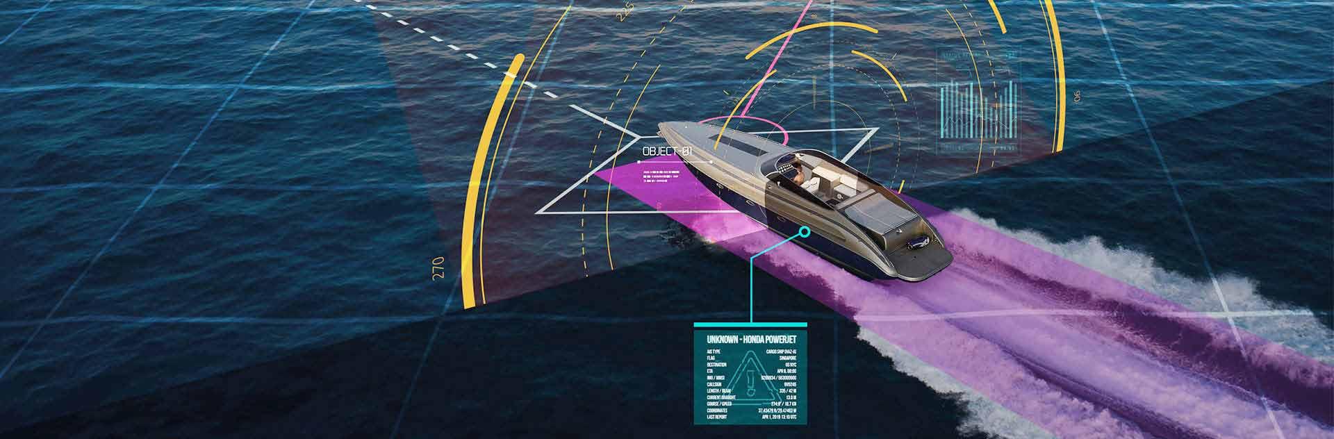 Coastal surveillance systems