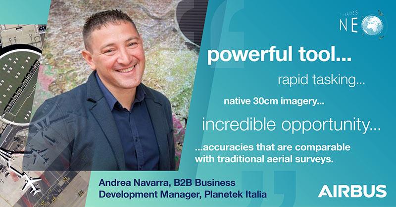 Andrea Navarra - Testimony