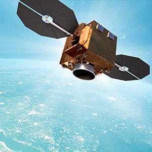 Pléiades Neo Satellite