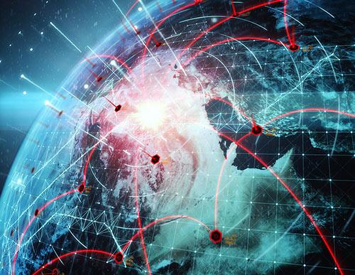 Complex networks - Against terrorism