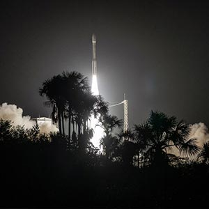 Pléiades Neo Successful Launched in Kourou