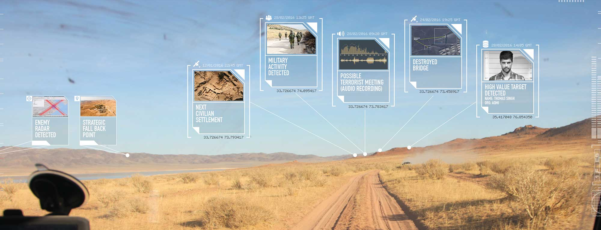 Airbus Intelligence delivers armed forces the complete picture for informed decision-making