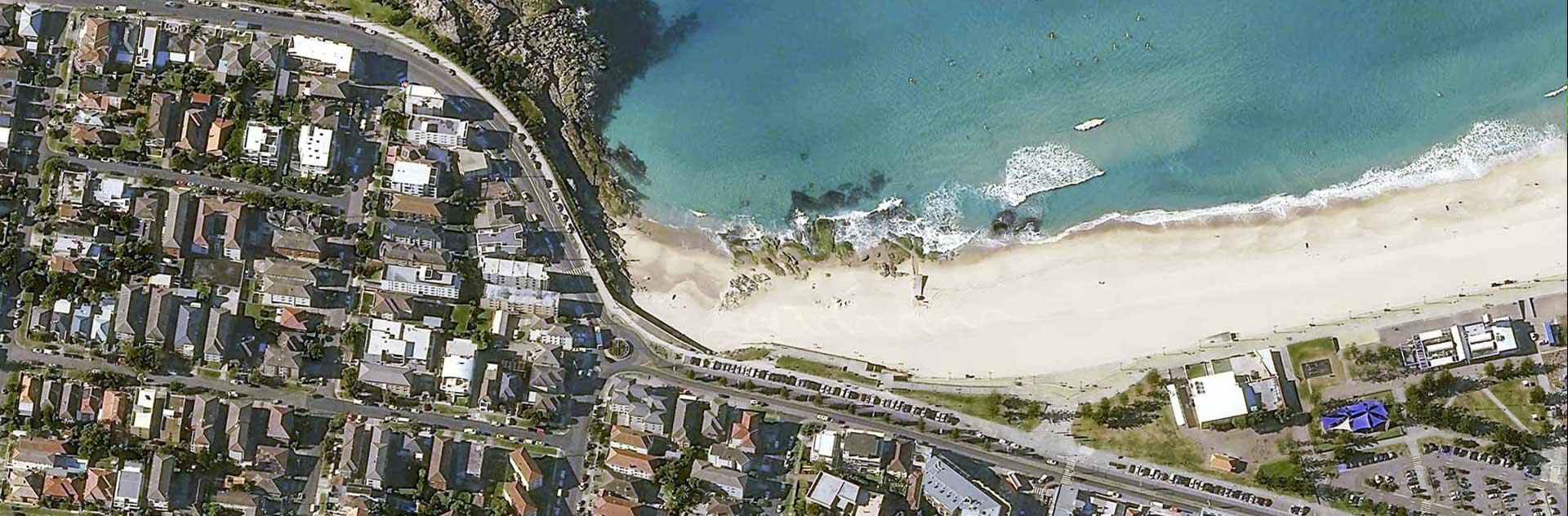 Sydney, Australia at 30cm resolution by Pléiades Neo 3 satellite, copyright Airbus DS 2021