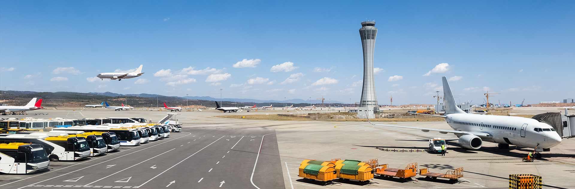 Airport - Detection Algorithms