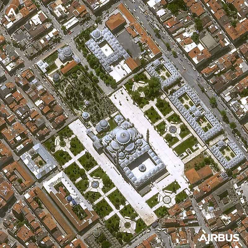 Pléiades Neo - Istanbul, Turkey
