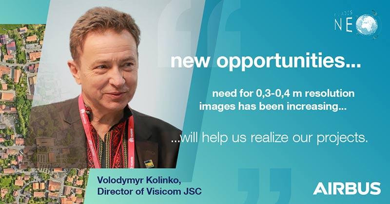 Volodymyr Kolinko - Visicom