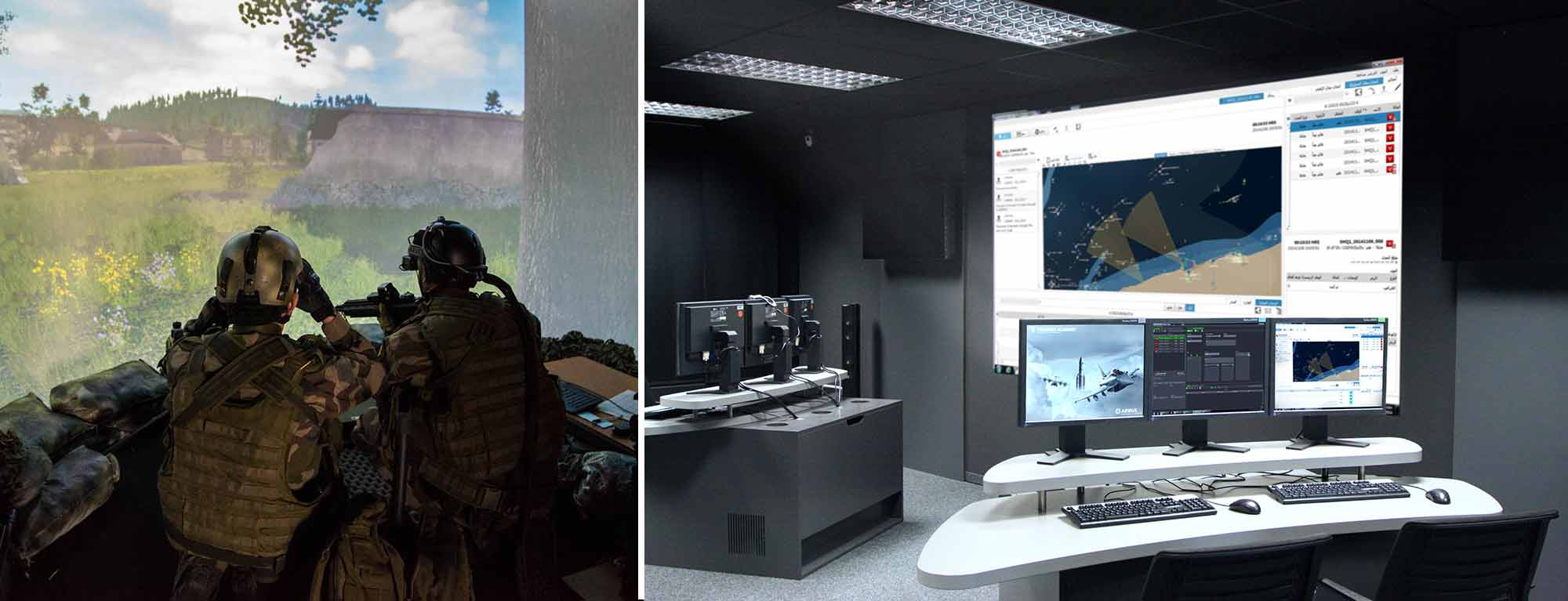Airbus Intelligence provides really immersive simulations