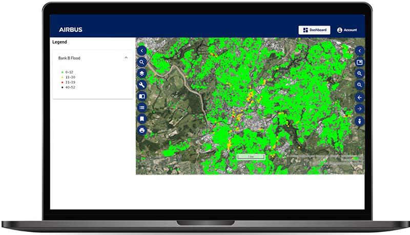 Geospatial Financial Hub analysis