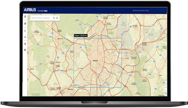 Screen OneAtlas Platform
