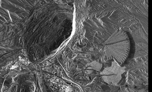 Chile, Copper Mine - Ascending