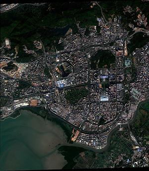 SPOT 7 - Shenzhen, China