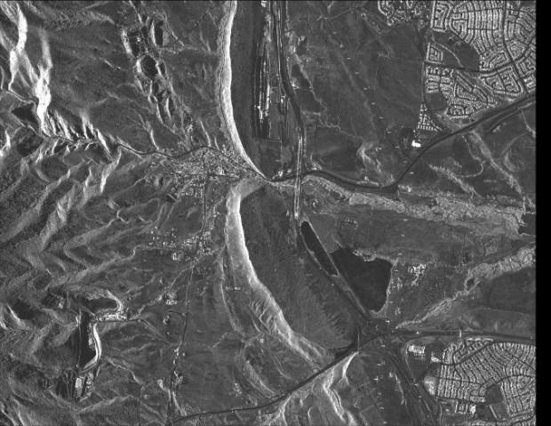 TerraSAR-X High Resolution Spotlight Denver - MGD SE HH