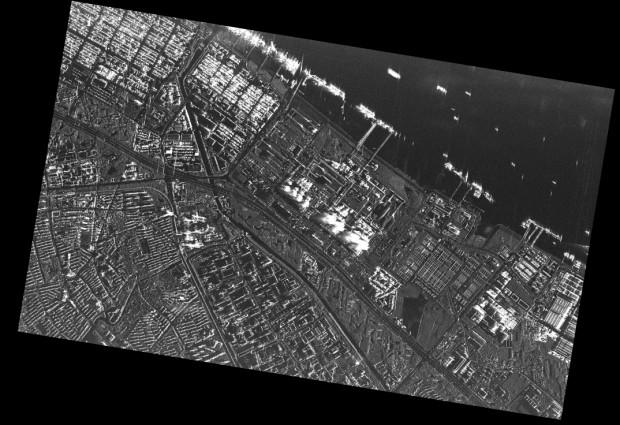 TerraSAR-X Staring SpotLight Shanghai - GEC SE HH